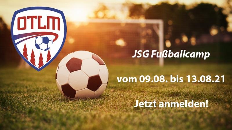 Fußballcamp 2021